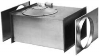 Вентилятор канальный Ostberg RK 400x200 C1