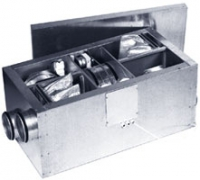 Вентилятор приточно-вытяжной Ostberg HERU 130 S EC 2A