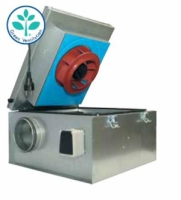 Вентилятор Systemair KVKE 125 EC