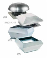 Вентилятор Systemair DHS 499 DV